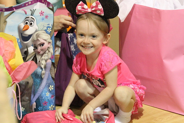 Kendall's 3rd Birthday Party