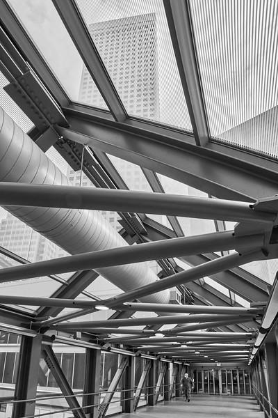 Skyway Into City Center