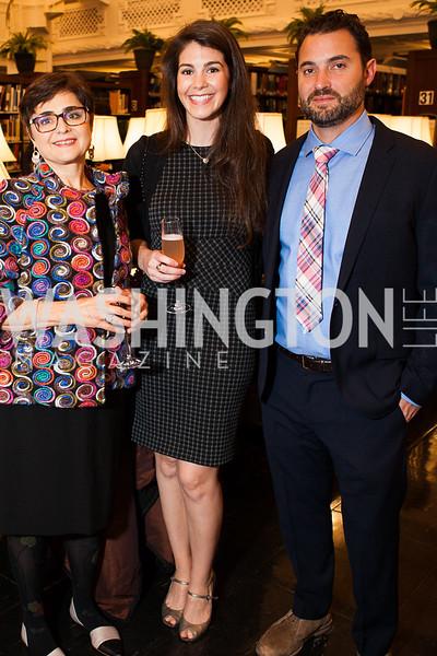 Annette Rauh, Alexandra Freidman, Benjamin Kurland