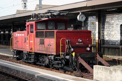 SBB Class 934