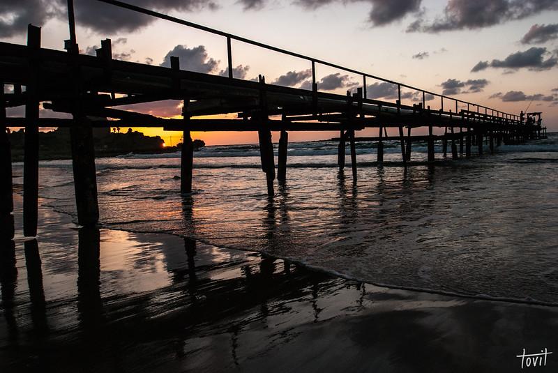 Atlit Wharf
