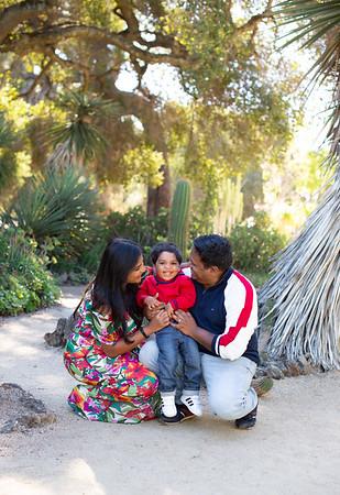 Shivaram Family