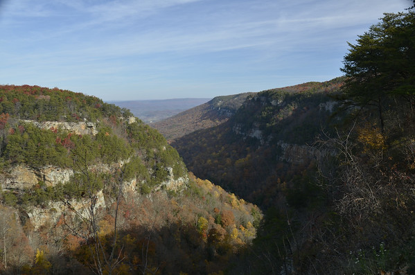 Cloudland Canyon State Park 11/12/11