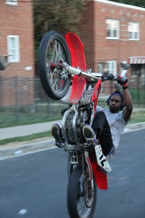 Street Scenes Biker Boys