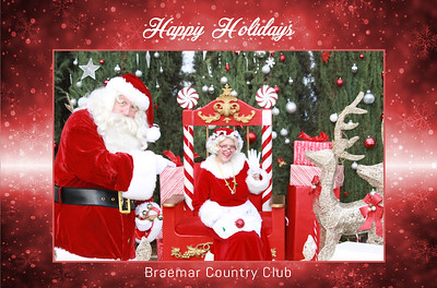 12/13/20 - Braemar Country Club Happy Holidays