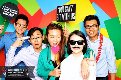 NTU Career Fair - Day 1