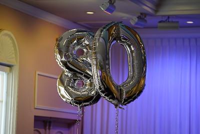 Sam 80th