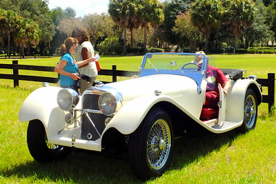 JCOF 2021 Car Show at The Villages