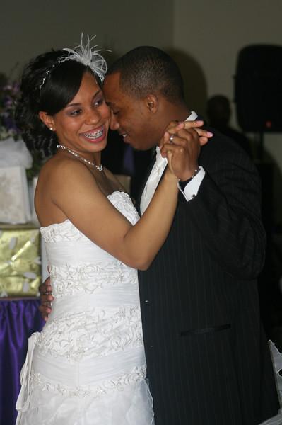 Reception- Wilson Wedding