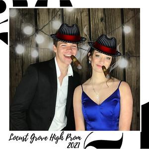 Locust Grove High School Prom 2021