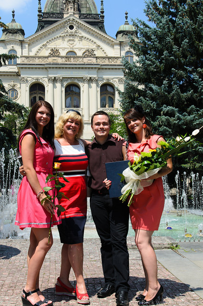 Radka Graduation