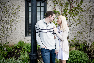 Jason and Megan Engagement