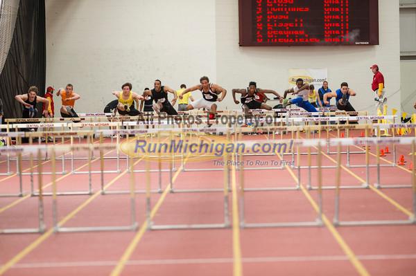 Boys' Hurdles - 2014 MITS State Meet