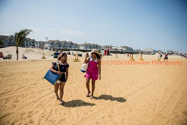 Jersey Shore Beaches, Summer 2014