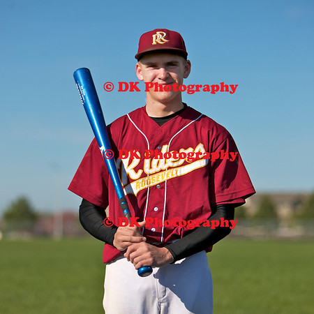 RHS Baseball Team/Ind 2012