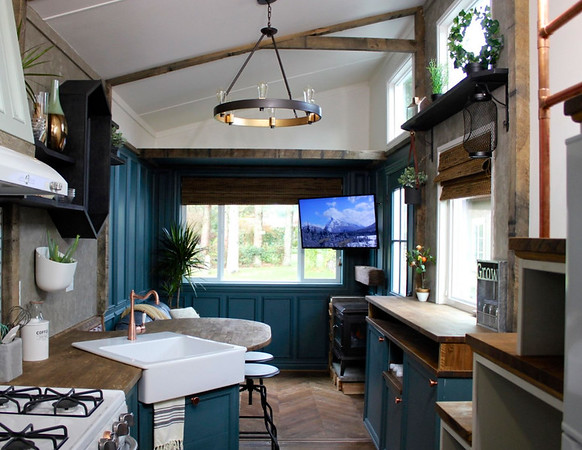 The Tiny House Interior Ideas