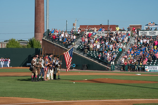 Lowell Spinners with Carl - 20-Aug-2016