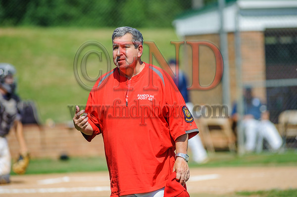06/23/19 Post 45 vs West Forsyth Legion Baseball