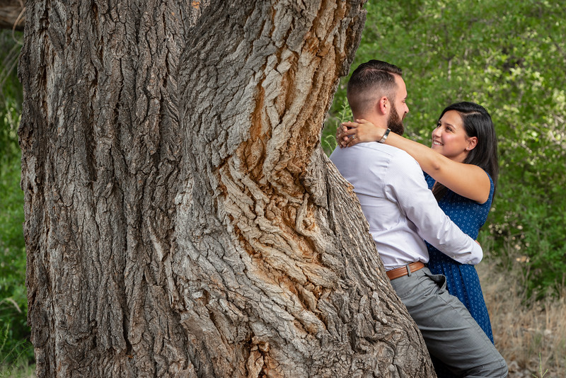 Summer Bosque Engagement Session Corrales New Mexico AJ & Gloria-7659.jpg