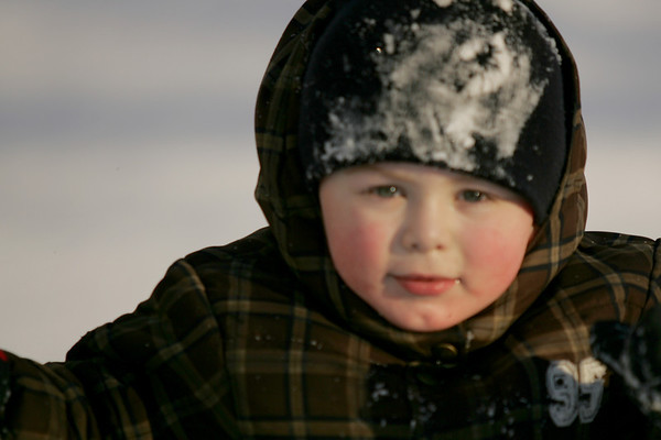 1-9-11 - Ian Snow Day