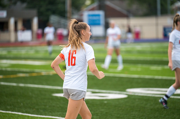 Girls Soccer @ Hartley and VS Westerville North