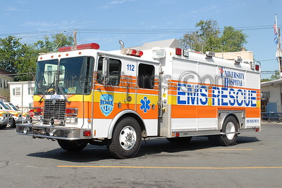 FIRST AID AND RESCUE SQUAD VEHICLES