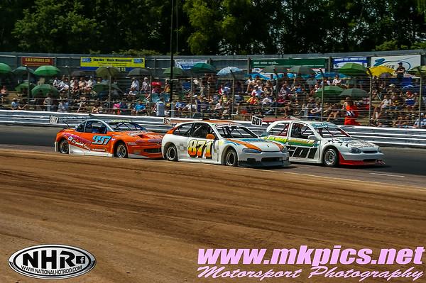 2009 Spedeweekend Support Races - Martin Kingston