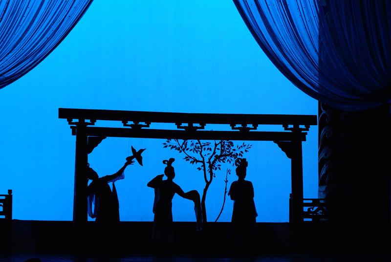 Tang Dynasty Dance Setting