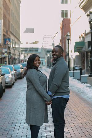 Tabby & Phillip Hartford Engagement