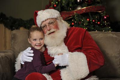 Santa Photos - Friday Morning 9:15am to11:30 am