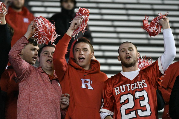 11/19/2016 Penn State at Rutgers