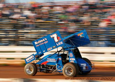 Williams Grove May 4, 2007