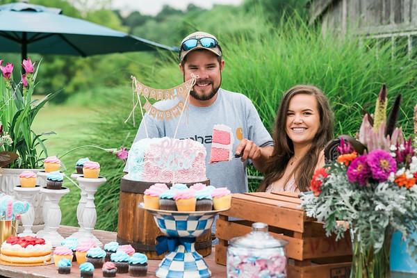 Amanda &  Joel Gender Reveal Party 8.7.21