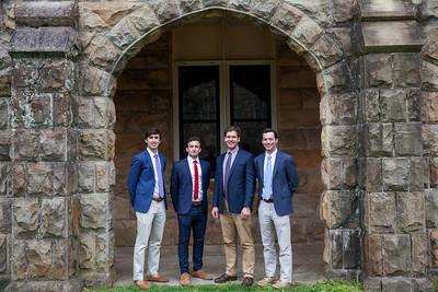 2019 Beecken Scholars