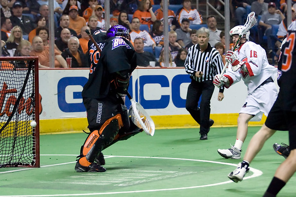 Boston Blazers @ Buffalo Bandits NLL East Semi 02 May 09