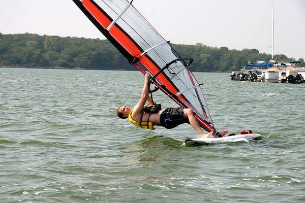Wind Surfing 9.10.05
