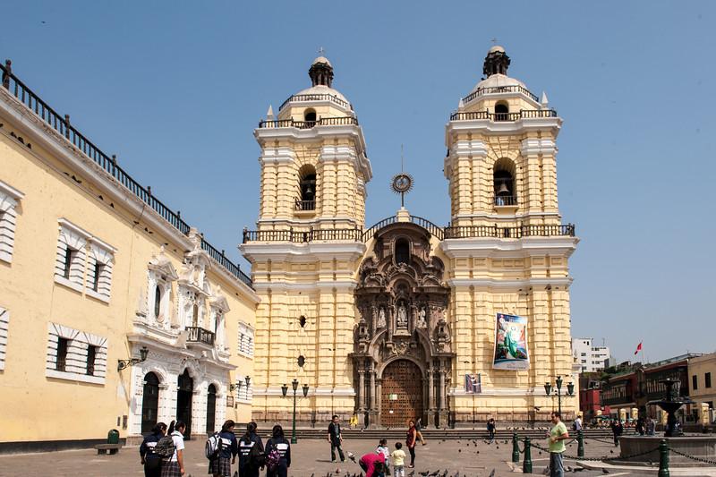 Museo e Iglesia de San Francisco