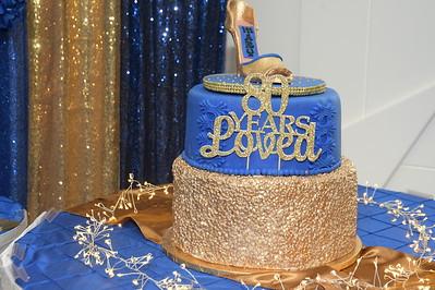 Mary Reid 80th Birthday Celebration