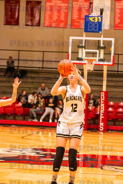 Fredericktown vs Potosi Woman's High School Basketball