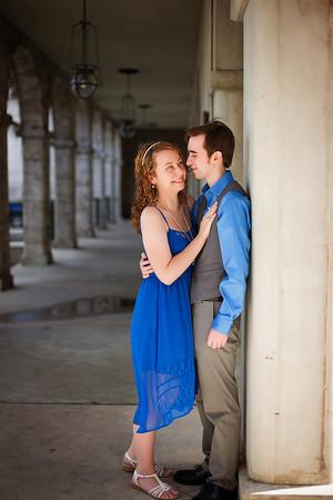 Ashley & Jordan - Engaged