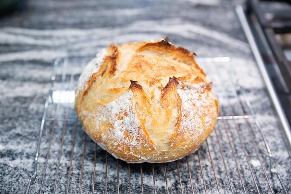 5 Minute Bread - Class - 20190802