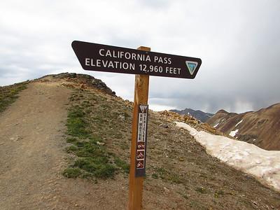 CO- California Pass