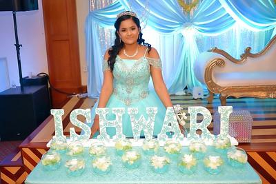Ishwari's Sweet 16