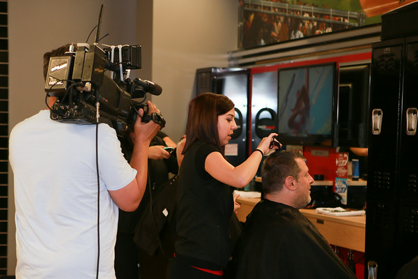 Haircuts for Heroes 2014