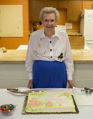 Ruth Berry 90