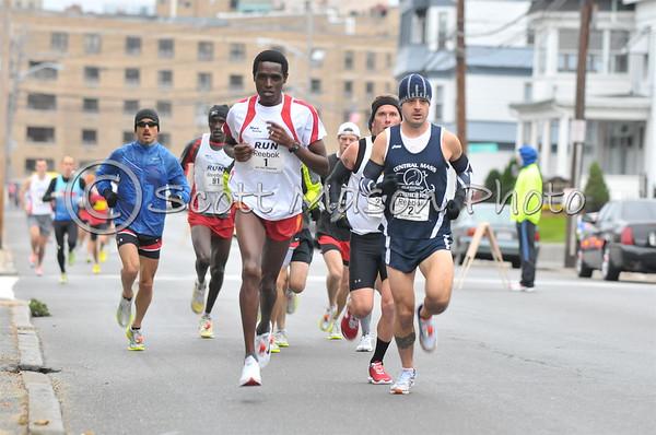 Baystate Marathon 2009