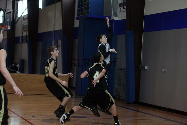 Cleburne 8th Grade Prime Forney Tournament Feb 4,2012