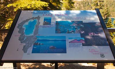 Lake Tahoe Aug 2009