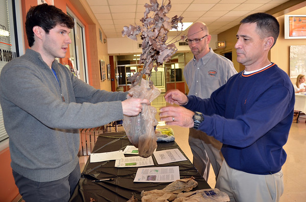 2013 Arbor Day Tree Give away