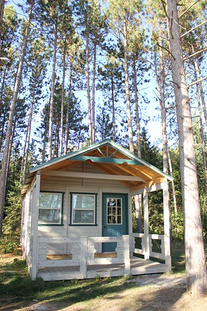 Alcona Park Camping Trip